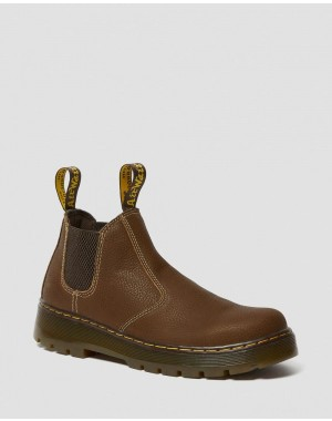 HARDIE CHELSEA WORK BOOTS - WHISKEY PIT QUARTER