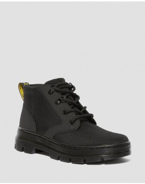 BONNY WOMEN'S POLY CASUAL BOOTS - BLACK EXTRA TOUGH POLY+AJAX