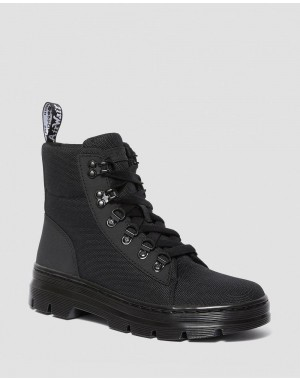 COMBS WOMEN'S POLY CASUAL BOOTS - BLACK AJAX+EXTRA TOUGH POLY