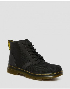 JUNIOR BONNY EXTRA TOUGH POLY CASUAL BOOTS - BLACK EXTRA TOUGH POLY+RUBBERY