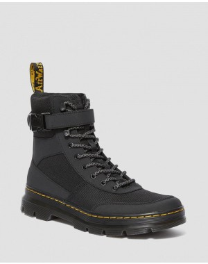 COMBS TECH EXTRA TOUGH POLY CASUAL BOOTS - BLACK EXTRA TOUGH POLY+AJAX