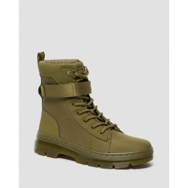 COMBS TECH WOMEN'S EXTRA TOUGH CASUAL BOOTS - DMS OLIVE EXTRA TOUGH POLY+AJAX