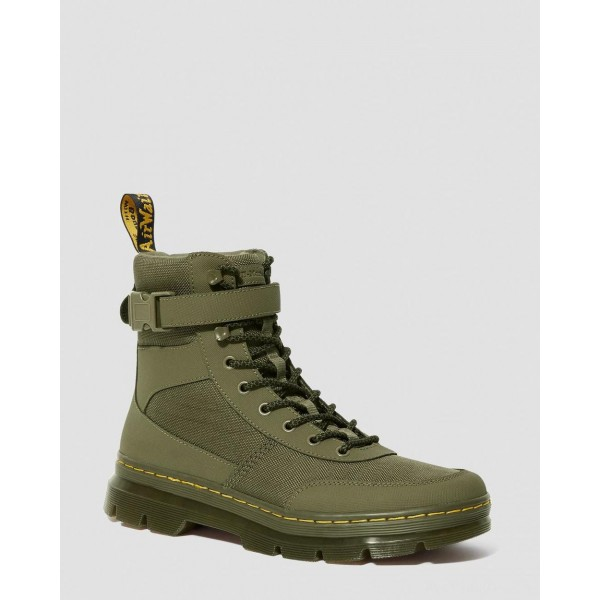 COMBS TECH EXTRA TOUGH POLY CASUAL BOOTS - DMS OLIVE EXTRA TOUGH POLY+AJAX